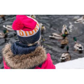 DIDRIKSONS Kure Parka Niños, warm cerise